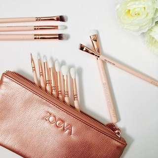 [Authentic] Zoeva Rose Golden Vol. 2 Complete Eye Set