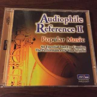Audiophile reference ll super HDCD 24-bit