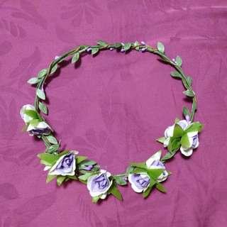Flower Crown / Flora Headband / Hair Accessoriee