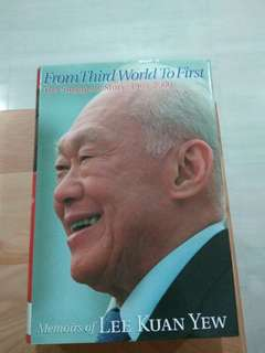 Memoirs of Lee Kuan Yew