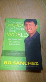 How Your Words Can Change Your Life by Bo Sanchez