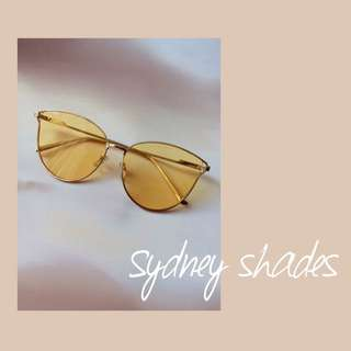 Sydney Specs/ Shades/Sunglasses