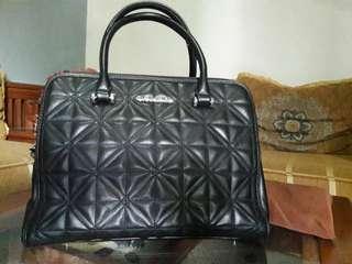 Goldfish Leather Bag