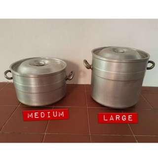Large and Medium Pots (periuk arab)