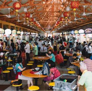 No need Takeover fee-Hawker stall for rental