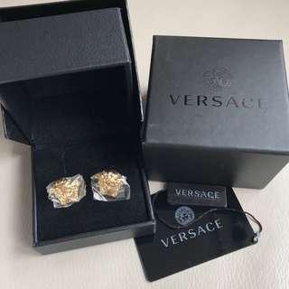 Versace Logo earrings 耳環