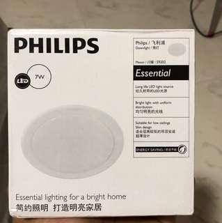 Philips LED Downlight 7w