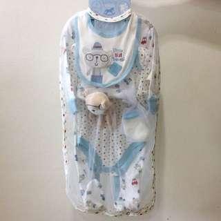 6 pcs New Born Baby Clothing