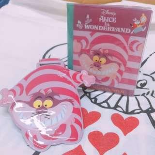 日本**愛麗斯妙妙貓護照套