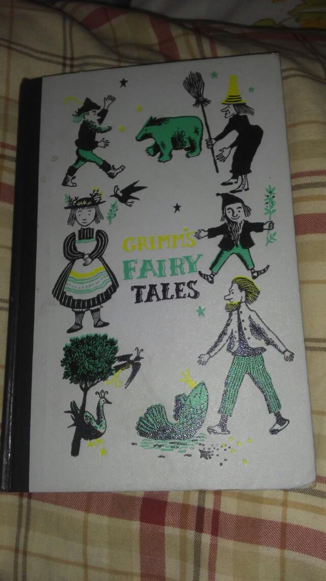 1954 Grimm's Fairy Tales Junior Deluxe Edition