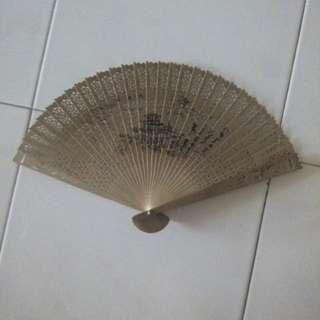 ♻️Wooden Fan