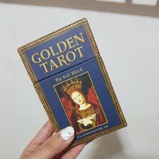 Tarot Cards - Golden Tarot