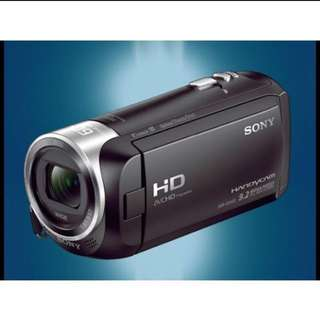 Sony Camcorder HDR-CX405