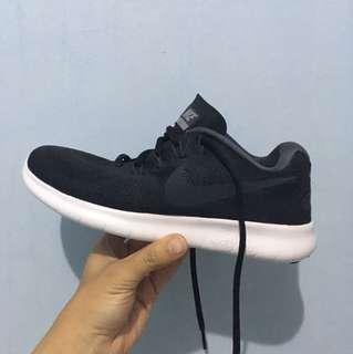 "Nike Free RN ""Black Athracite"""