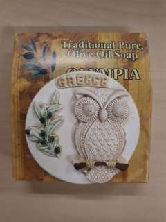 Traditional Pure Olive Oil Soap