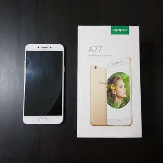 OPPO A77 64gb Rosegold