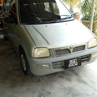 Perodua Kancil 660(A) Thn 2001