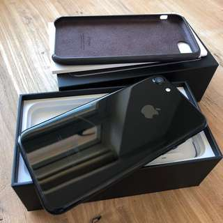 Apple iPhone 7 JetBlack 256Gb