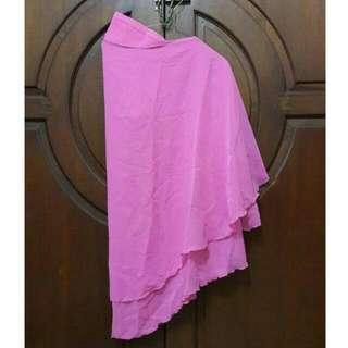Jilbab / Kerudung pink