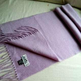 (95%New 超軟滑!)100%Cashmere Hermes Vintage Scarf 圍巾 頸巾