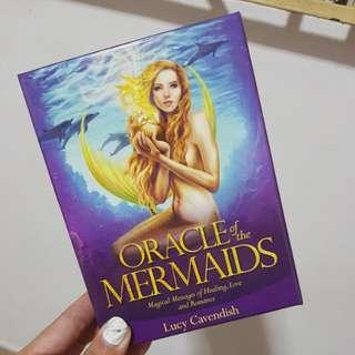 Oracle cards - Oracles of the mermaid