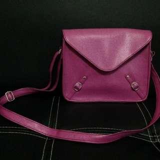Magenta Body Bag