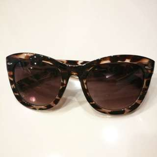 Classy Tortoise Shell Sunglasses