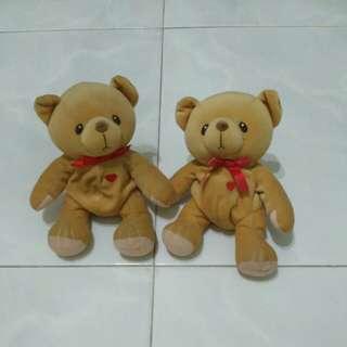 Precious thots small teddy bear(1 for $8)