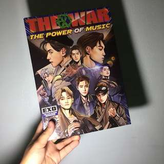 EXO - The War Repackage / Power of Music