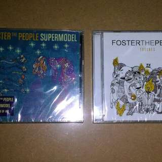 BUNDLE! FOSTER THE PEOPLE