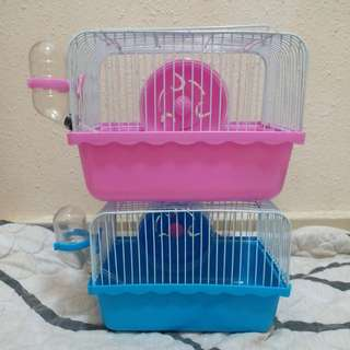 倉鼠 刺蝟外出籠