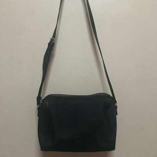 Agnès b Shoulder Size Cross Body