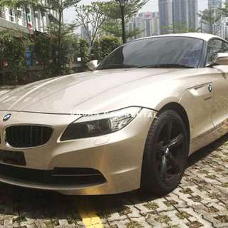 BMW Z4 For rent *HOT*