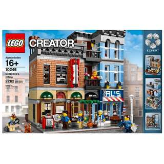 Lego 10246 Detective's Office BNIB ( 20% OFF )