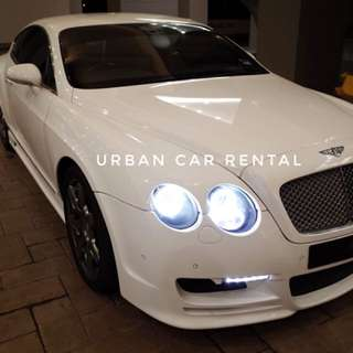 Bentley GT available now !!! *Hot*