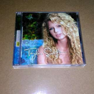 Taylor Swift Debut Album