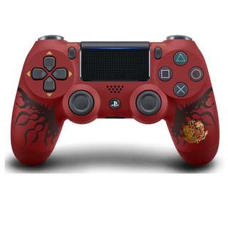 Monster Hunter World Dualshock 4 Controller