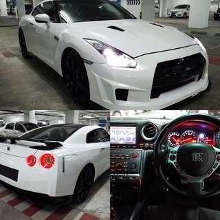 GTR35 For rent !!! Hot !!! Promotion
