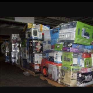 PALLETS OF ELECTRONICS, EARN UP TO $5000 A MONTH