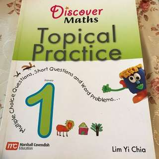 Discover Maths Topical Practice