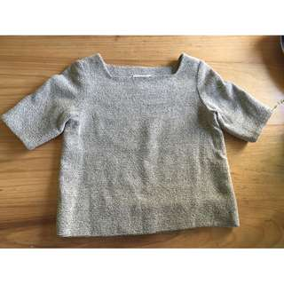 Arnley Wool knit top