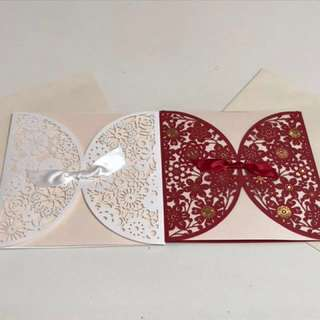Wedding/ invitation cards