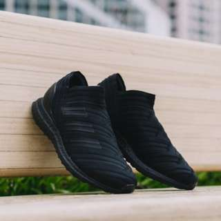 Adidas Nemeziz Tango Ultraboost Triple Black