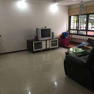 5 room hdb whole unit for rent