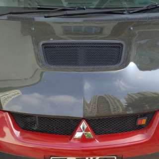 Carbon Fiber bonnet for Colt