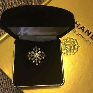 🚚 Vintage Snow Ring