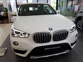 BMW X1 sDrive18i Auto X Line