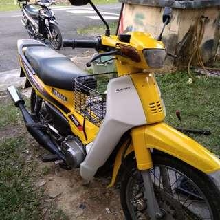 Yamaha Ss one
