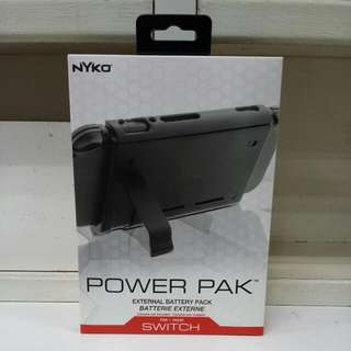 Switch Nyko Power Pack