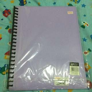 A4 Size Clearbook